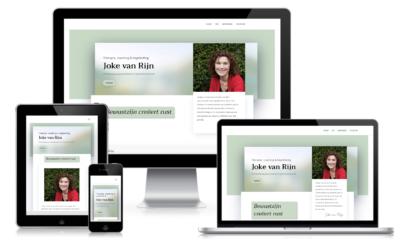 Website voor orthopedagoog